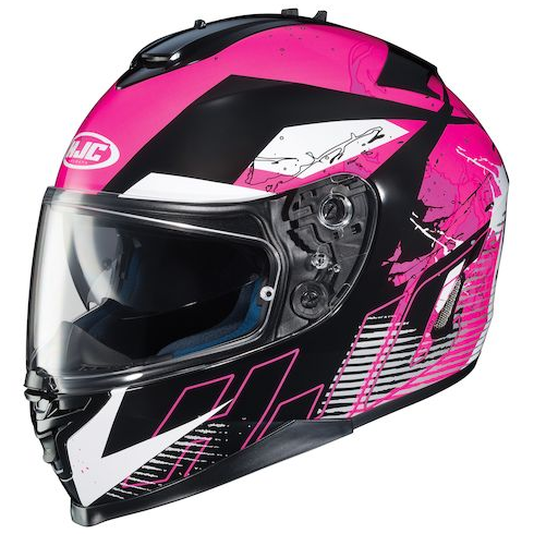 hjc is 17 full face motorcycle helmet review budget. Black Bedroom Furniture Sets. Home Design Ideas