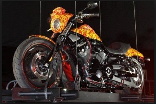 Harley Davidson The Most Expensive Motorcycle in the World