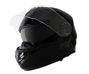 Hawk HX-2700 Series Black Modular Bluetooth Helmet