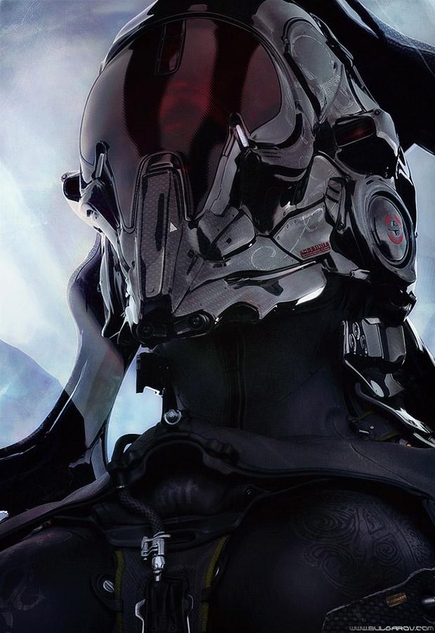 Helmet Concept 2