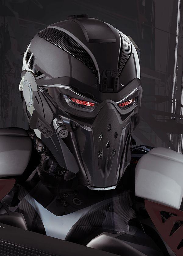 Helmet Concept 4