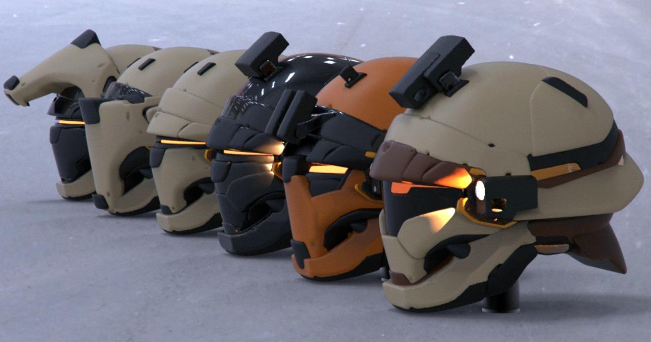Helmet Concept 5