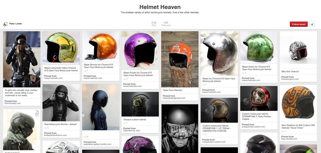 Helmet Heaven