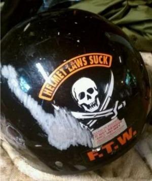 Helmet Laws Suck via http://www.funcage.com/blog/irony-at-its-finest-29-photos/