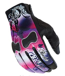 joe-rocket-nation-womens-pink-purple-textile-motorcycle-gloves-medium-automotive