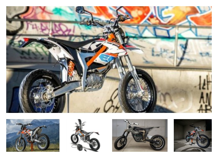 KTM Freeride-E Electric Dirtbike