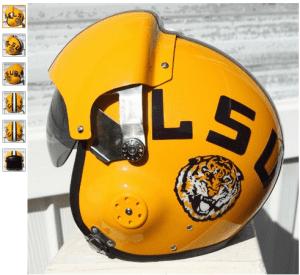 LSU Tigers Football Helmet