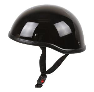 Low Profile Novelty Harley Half Helmet