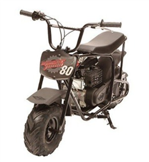 MM B80 Youth Mini Bike