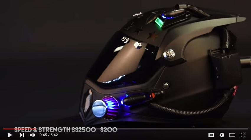 MOTO PILOT Helmet 2
