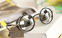 mirror-lens-round-glasses-cyber-goggles-steampunk-sunglasses-light-silver-mirror