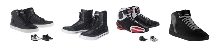 motorcycle-shoes