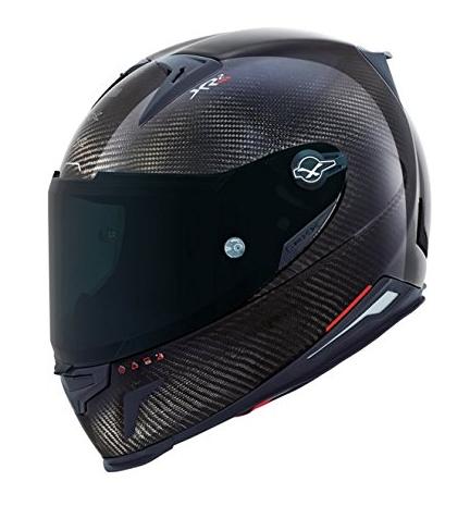 NEXX XR2 Carbon Zero Black Motorcycle Helmet