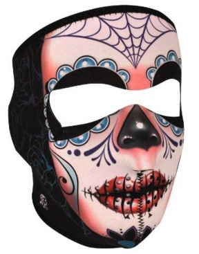 Neoprene Facemask 9