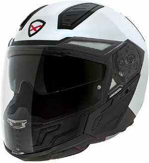 Nexx X40 White Helmet