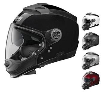 Nolan N44 N Com Solid Adult Street Motorcycle Helmet