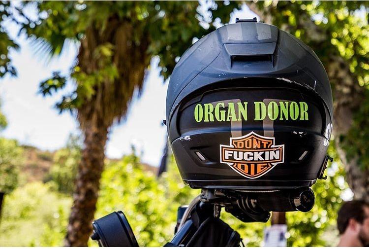 Offensive Motorcycle Helmet Stickers My Top - Motorcycle helmet decals for women