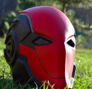 The Red Hood Helmet A Cult In The Making