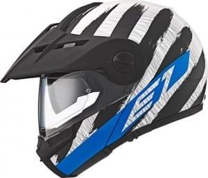 Schuberth E1 Motorcycle Helmet blue