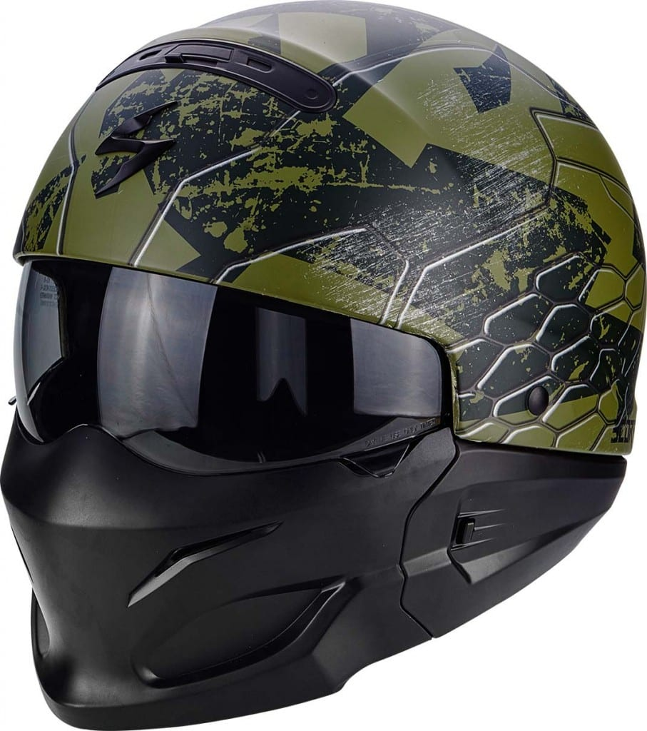 Scorpion Covert Ratnik Phantom Hybrid Helmet
