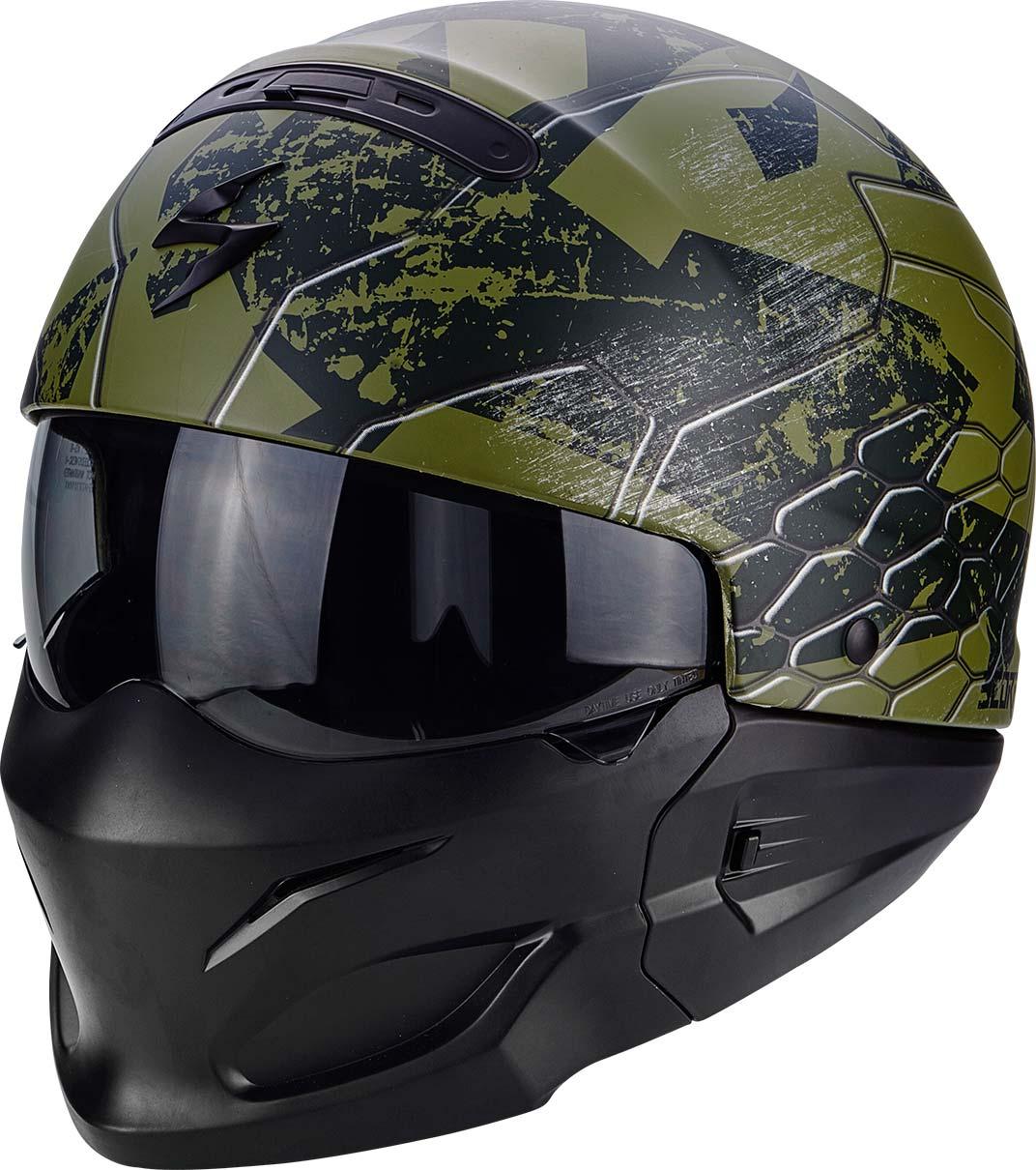 scorpion covert ratnik phantom hybrid helmet. Black Bedroom Furniture Sets. Home Design Ideas