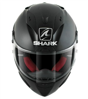 Shark Race Pro R Carbon Helmet in Black