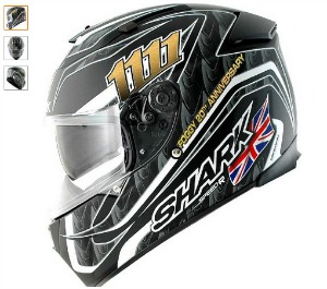 Shark Speed-R Series 2 Solid Motorcycle Helmet