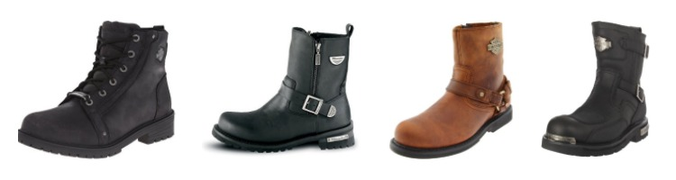 short-mens-motorcycle-boots