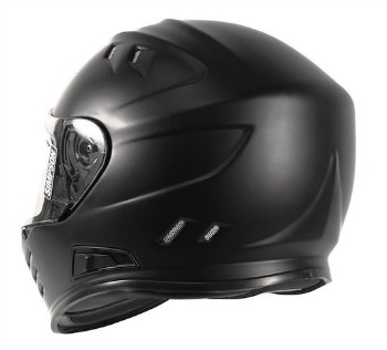 Simpson Ghost Bandit Helmet Rear