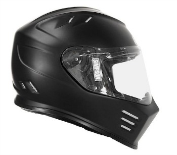 Simpson Ghost Bandit Helmet Side