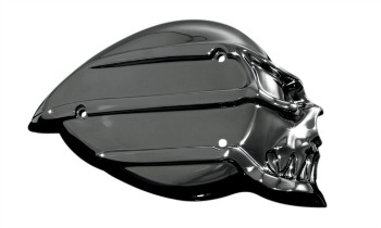 Skull Motorcycle Air Cleaner cover 4