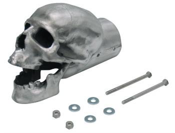 Skull Motorcycle Exhaust Tip 4