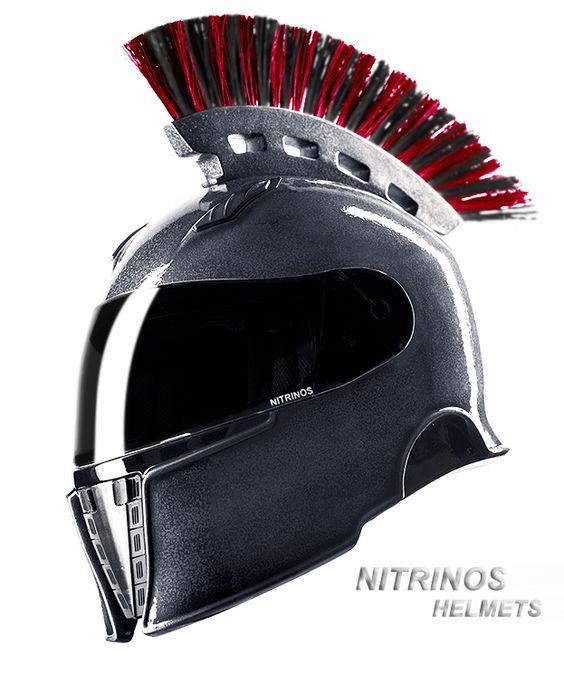 Spartan Motorcycle Helmets