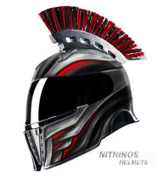Motorcycle Safety Gear >> Spartan Motorcycle Helmets