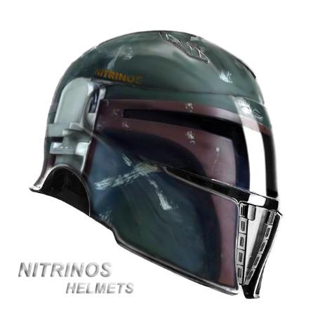 Spartan Motorcycle Helmets Custom Star Wars Motorcycle Helmet