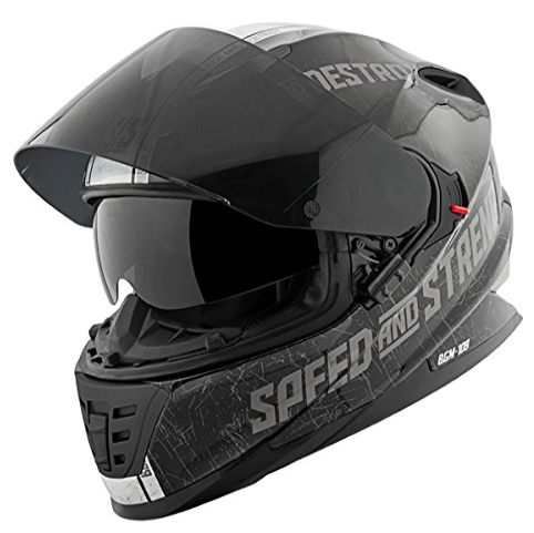 Speed And Strength Ss1600 Motorcycle Helmet Review