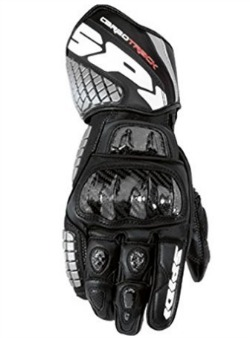 spidi-carbo-track-men-s-leather-vented-sports-bike-racing-motorcycle-gloves-black-large