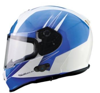 TORC T14 Mako Martini Full Face Helmet