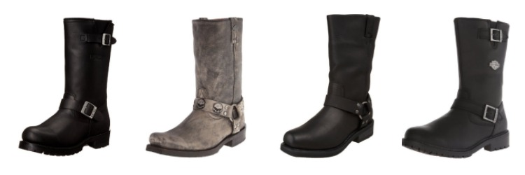 tall-mens-motorcycle-boots