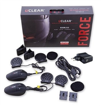UCLEAR Digital Force Helmet Audio System Review