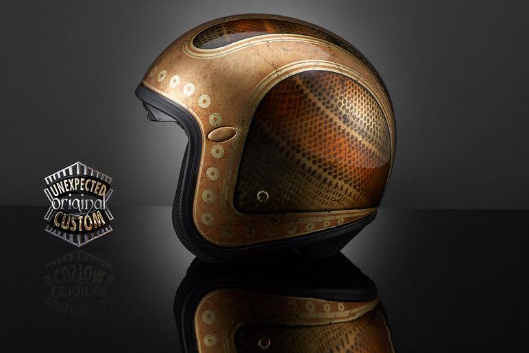 My Top 10 Favorite Unexpected Custom Motorcycle Helmets