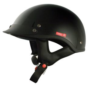 VCAN Half DOT Helmet