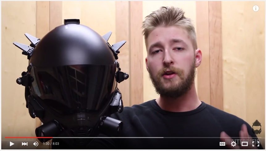 Venator Mark I Helmet