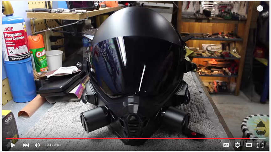 Venator Mark I Helmet 11
