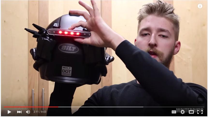 Venator Mark I Helmet 3