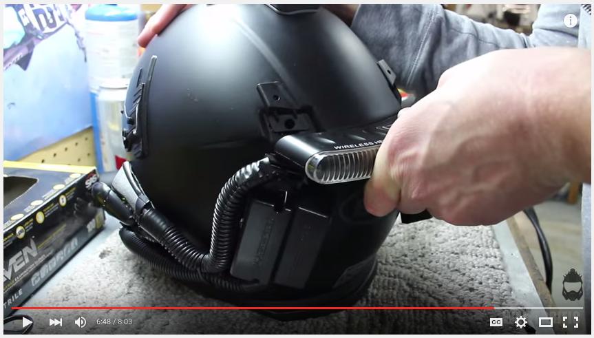 Venator Mark I Helmet 9