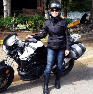 Vicki Gray of motoress