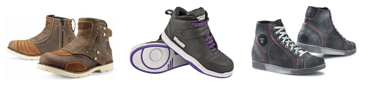 womens-motorcycle-shoes