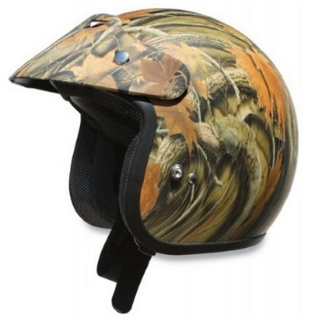 Youth FX-75Y open face helmet