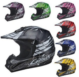 Youth GM46Y Shredder Motorcycle Helmet